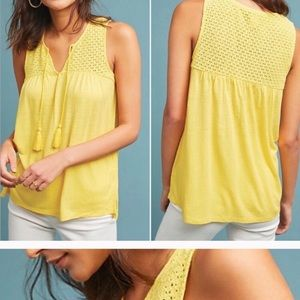 Brand New Anthropologie Top